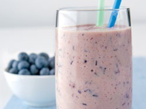 Blueberry Orange Smoothie