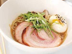 braised pork ramen