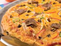 Mexican Carne Asada Pizza