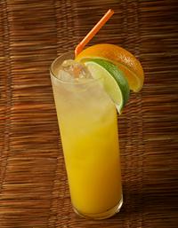 Citrus Sparkler Mocktail