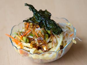 Farro Chirashi-Sushi