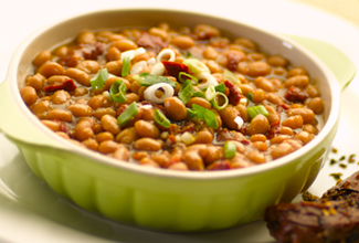 Honey Chipotle Baked Beans