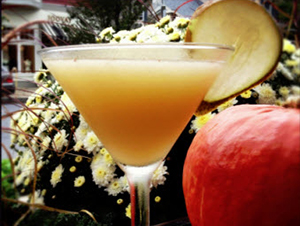 Hudson Valley Pear Martini
