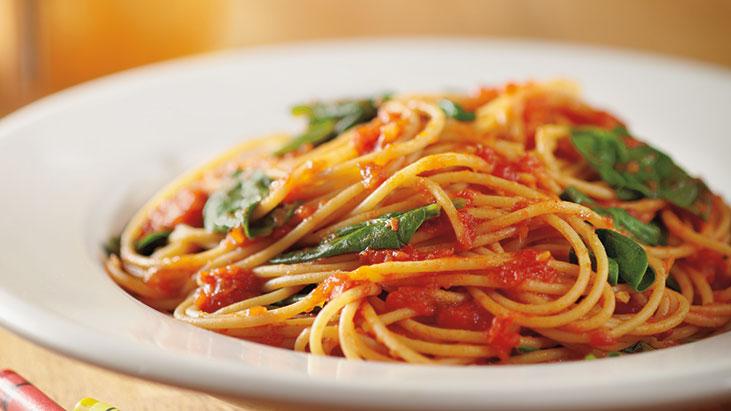 Carrabba's Italian Grill Kids LiveWell Spaghetti
