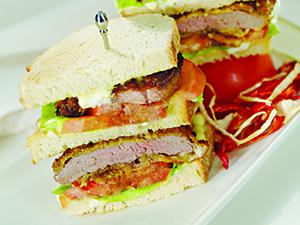 LLT Club Sandwich