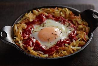 Potatoes, Tomatoes and Eggs