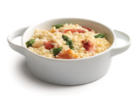 Lobster Three Cheese Risotto