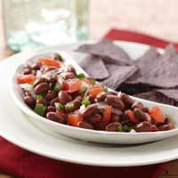 Black Soybean Salsa