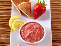 Strawberry Hummus