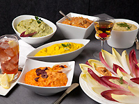 Muhamarra Spread with Endive Spears