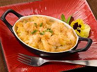 Mascarpone and Lobster Mac & Cheese
