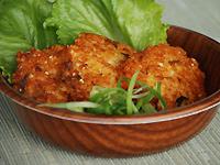 Bindaetteok (Mung Bean Pancakes)