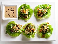 Grilled Chicken One Bite Salad
