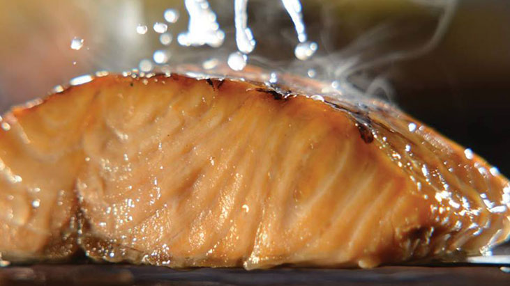 red lobster salmon