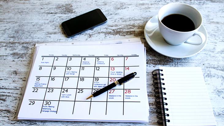 restaurant work schedule