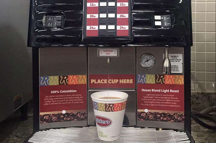 rickers coffee