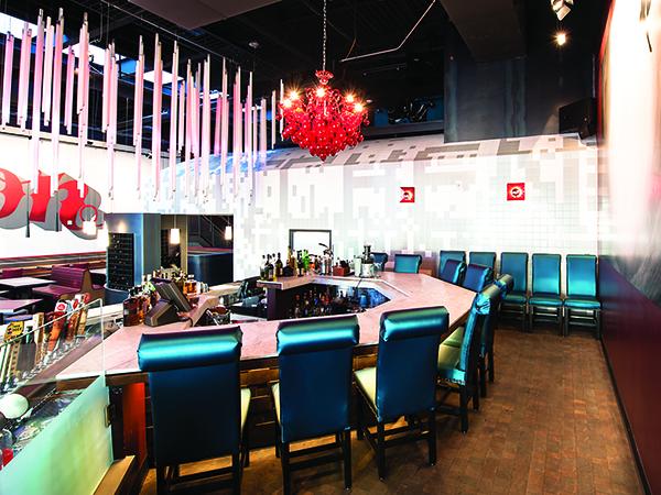 Session Kitchen bar cocktails