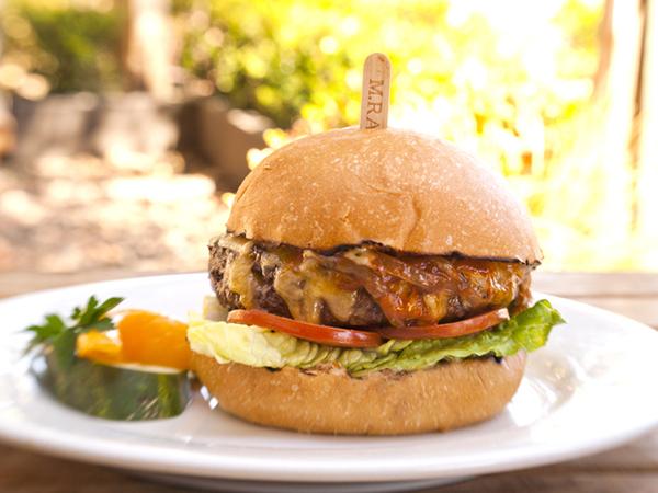 Simmzy's restaurant Burger