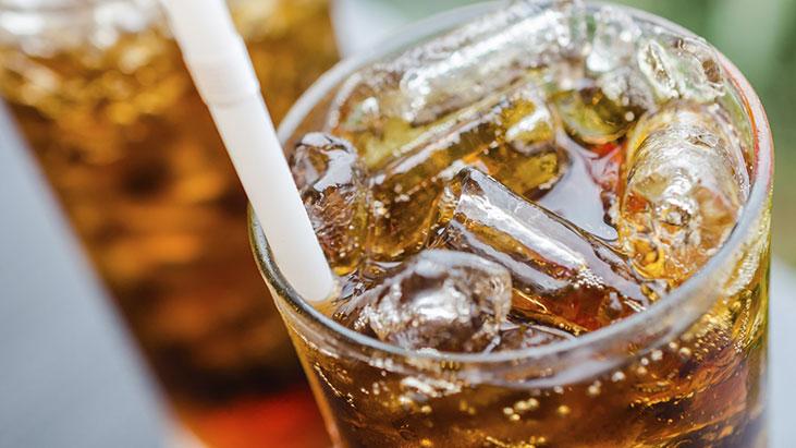 soda pop coke glasses