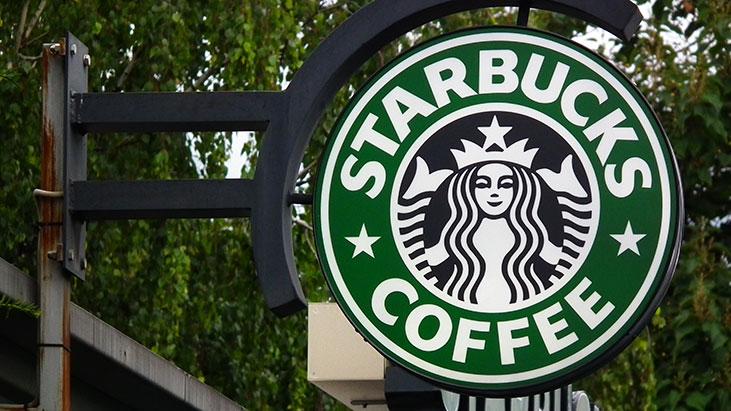 starbucks coffe sign