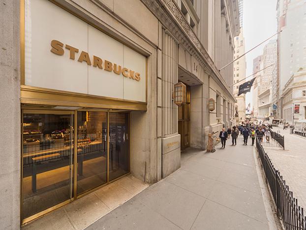 starbucks mini storefront