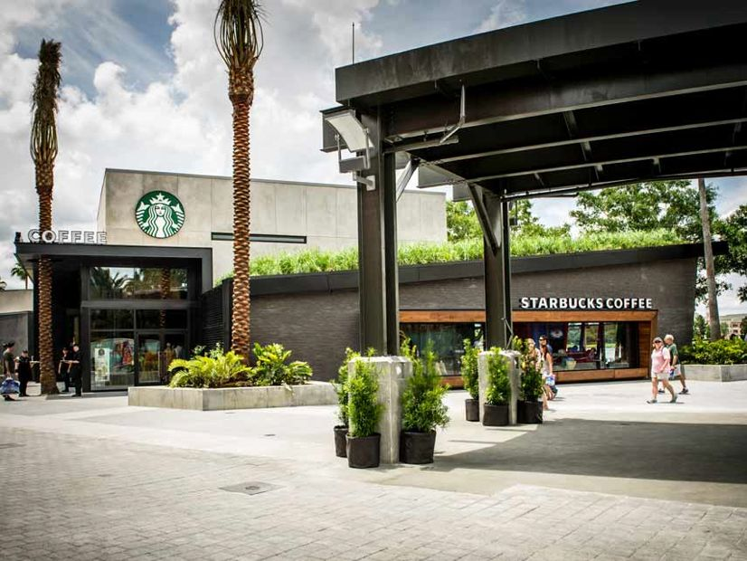 Starbucks Orlando, Florida