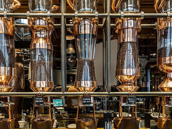 Starbucks Reserve Roastery & Tasting Room