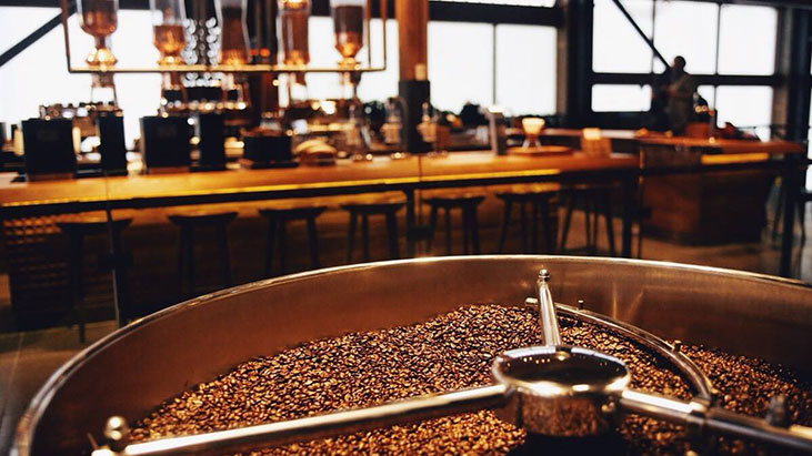 starbucks roastery coffee beans