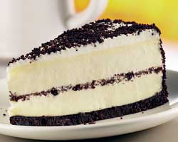Desserts - Huddle House - Oreo Cheesecake