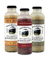 Drinks - New Products - Quinoa Drink Enhancers