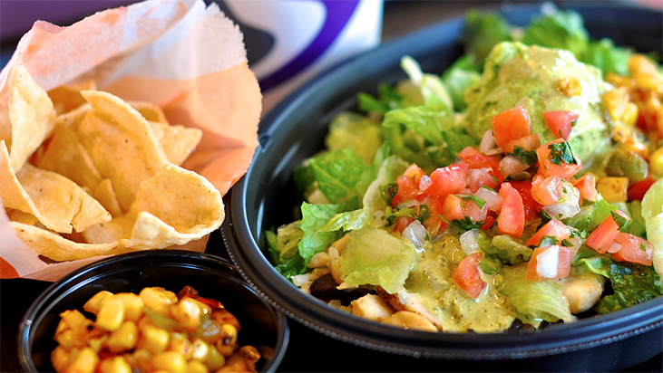 taco bell top 500 mexican chains