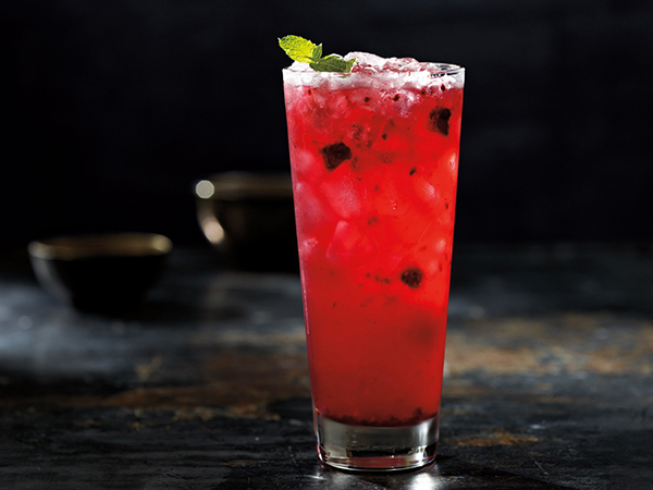 Teavana blackberry mojito lime cooler