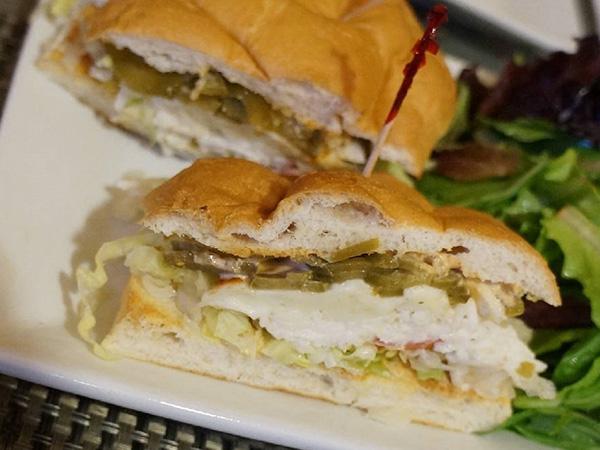 La Spice - Telera Vegetariano Sandwich