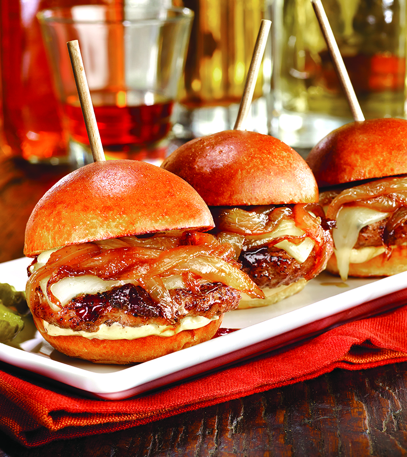 TGI Fridays Jack Sliders