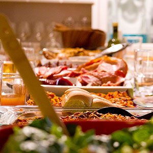 Restaurants Ramp Up Takeout Thanksgiving Meals