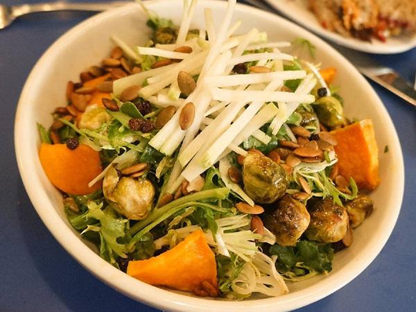 Dimes - The Big Salad