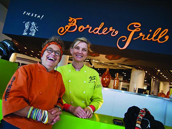 Tom Bradley Terminal Border Grill Susan Feniger Mary Sue Miliken