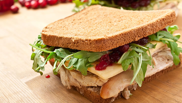 restaurant sandwich menu tips