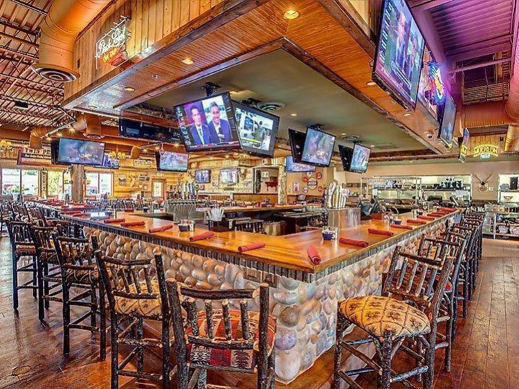 6 Sports Bar Interior Design Twin Peaks