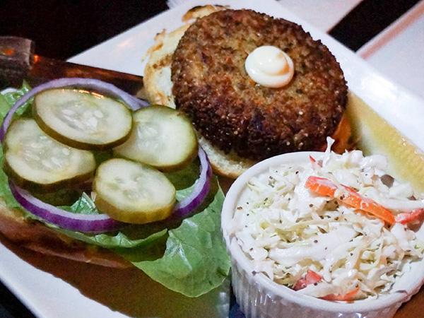 Trellis - Veggie Burger