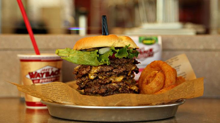 wayback burger onion rings