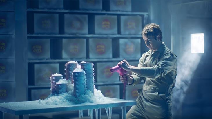 wendys super bowl commercial