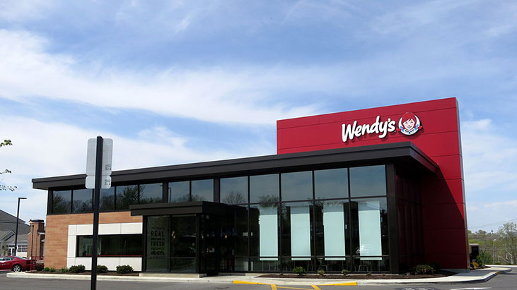 wendys exterior