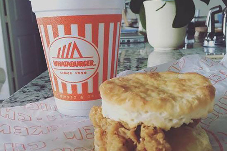 whataburger coffee