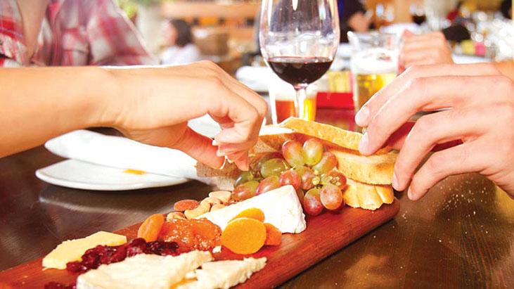 wine cheese postino