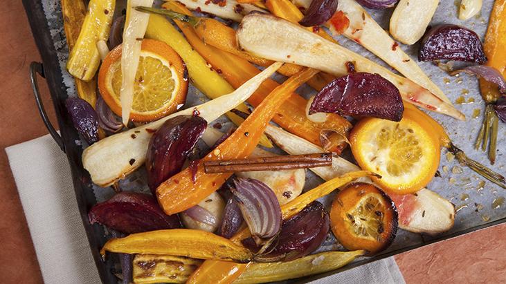 winter seasonal produce