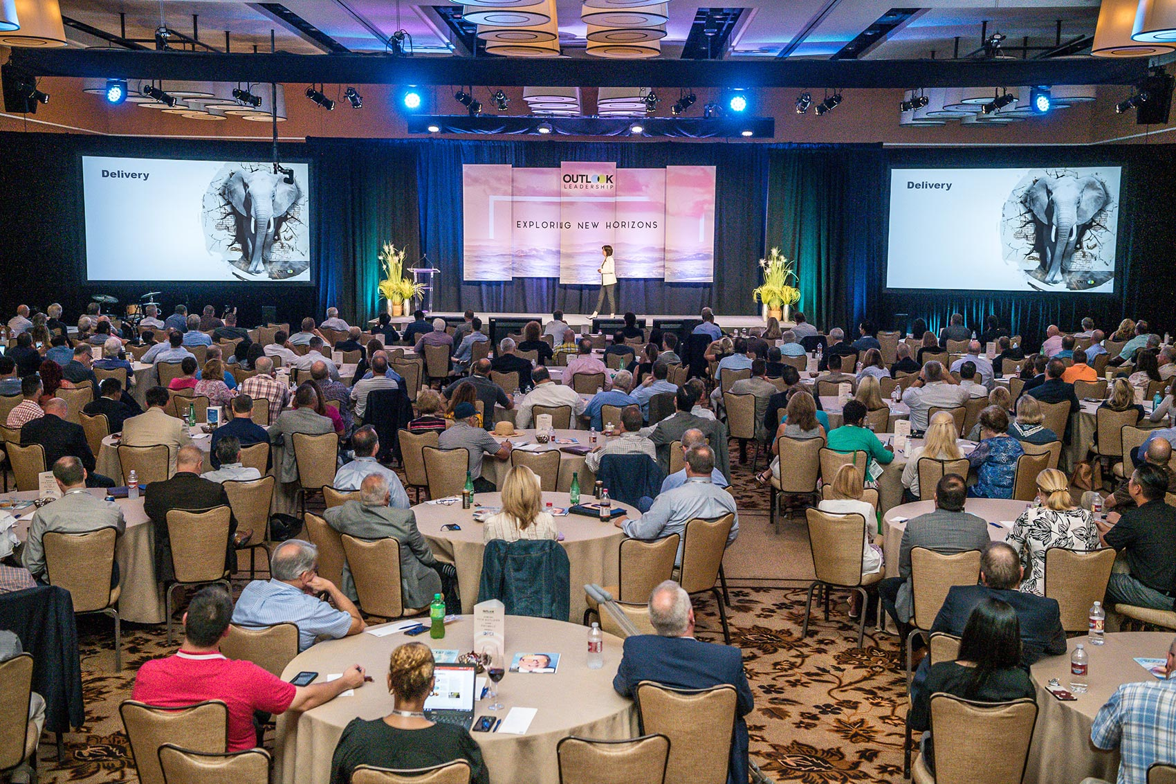 Outlook Leadership Conference - Event Info