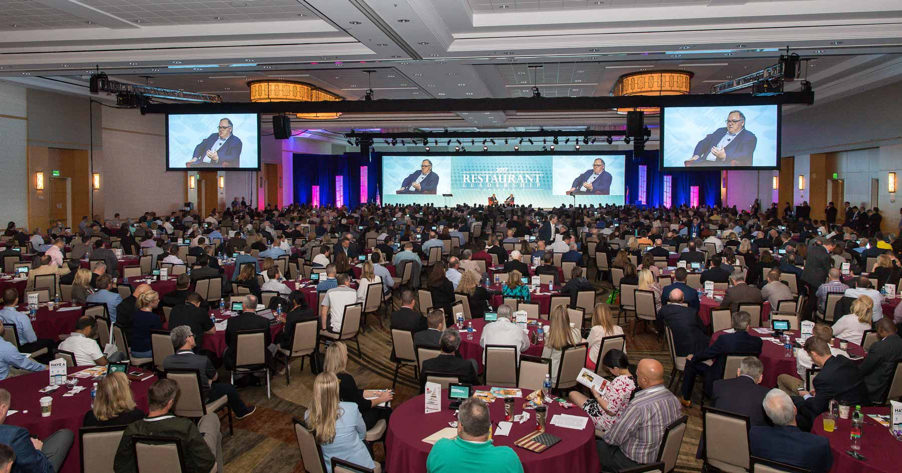 Restaurant Leadership Conference - Event Info